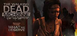[STEAM] The Walking Dead: Michonne - Telltale Miniseries