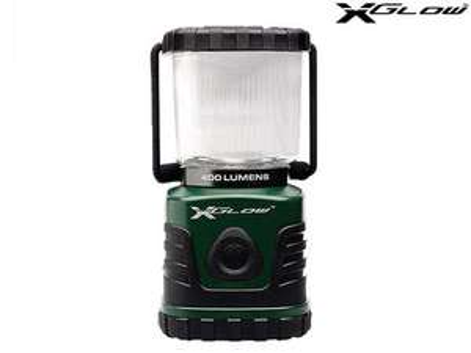 XGlow LED-Campinglaterne  XC-1003 für 20,90€ frei Haus @ibood