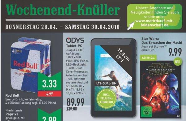 [Marktkauf] + [Amazon] Star Wars VII - Das Erwachen der Macht DVD [LOKAL/NRW?]