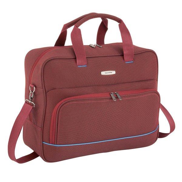 Reisetasche Travelite Derby Weekender in rot, petrol oder bordeaux
