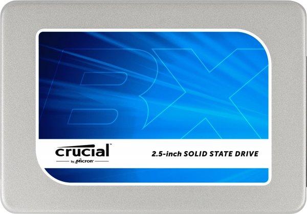 [Amazon UK Blitzangebot] Crucial BX200 480GB SATA 2,5 Zoll interne TLC SSD (bis 17:00 Uhr)