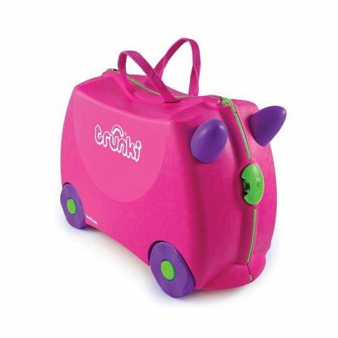 [buecher.de] Trunki Ride-on z.B Trixie Rollkoffer Sitzkoffer Kinderkoffer 34,99€