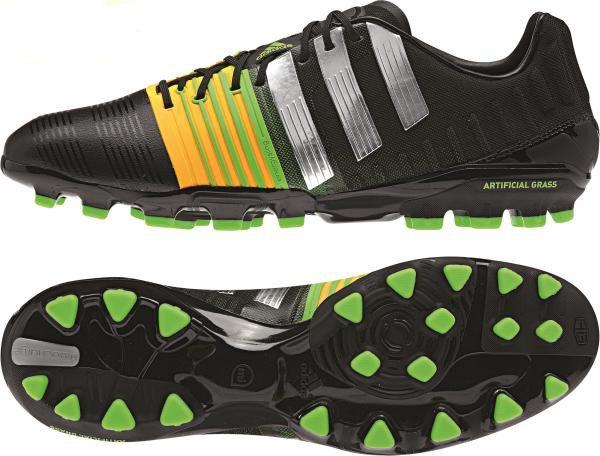 Adidas Nitrocharge 1.0 AG M17715 Kunstrasen Fußballschuhe Größen 7-9,5 miCoach kompatibel