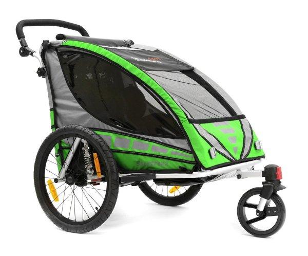 [mytoys] Qeridoo Sportrex2 Kinder- / Fahrradanhänger 305,35€ statt 399€