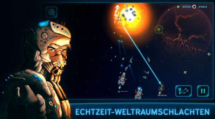 [Android] Battlestation: Harbinger *RTS Game, -75% für  0,99€ statt 3,99€