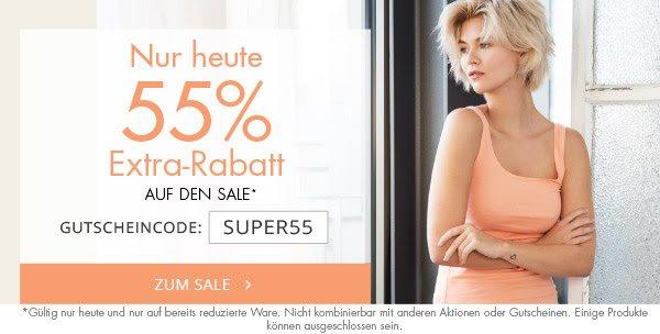 Nur HEUTE - 55% bei Sale @ Enamora