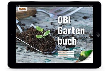 Ebook - OBI Gartenbuch
