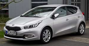 Leasing Kia Cee'd Edition 7 für 99€/60 Monate 10tkm/a