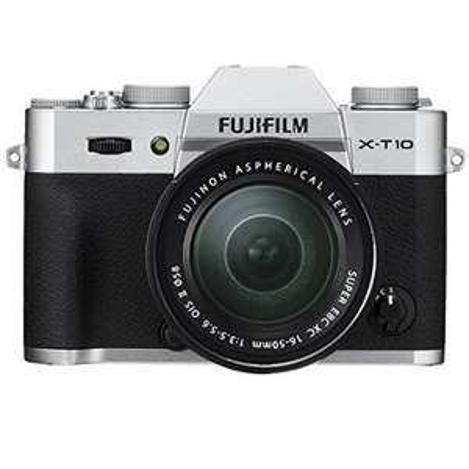 Fujifilm X-T10 schwarz Kit XC 16-50mm (online oder in Köln, Hannover, München, Hamburg)