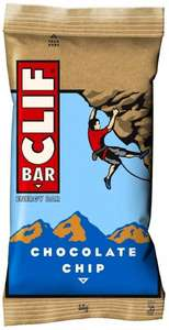 (Amazon Marketplace) 12 Clif Bars Chocolate Chip für 10,56 € inklusive VSK
