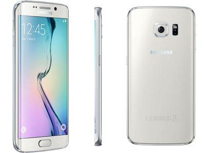 Ibood Samsung Galaxy S6 Edge 64GB weiß oder silber 529€