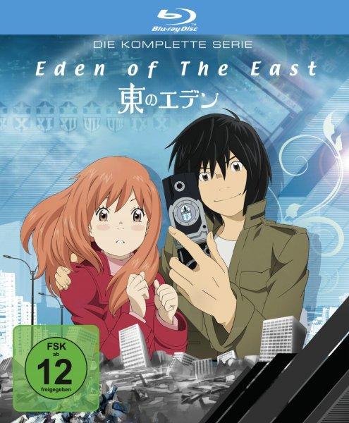 (Amazon Prime) Eden of the East - Die komplette Serie [Blu-ray] für 26,97€