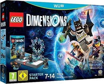 [Amazon fr] Lego Dimensions Starter Pack WiiU und PS4 65,45