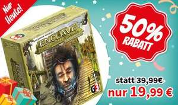 (Brettspiel/Spiele-Offensive) Enclave für 21,49 €