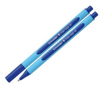 [Amazon] Schneider Slider Edge M Kugelschreiber (Kappenmodell) 10er Packung cyan-blau | geringe Stückzahl