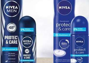 [Bundesweit, Kaufland] KW18: Nivea Deo Spray Protect & Care -49% [Angebot + Coupon]
