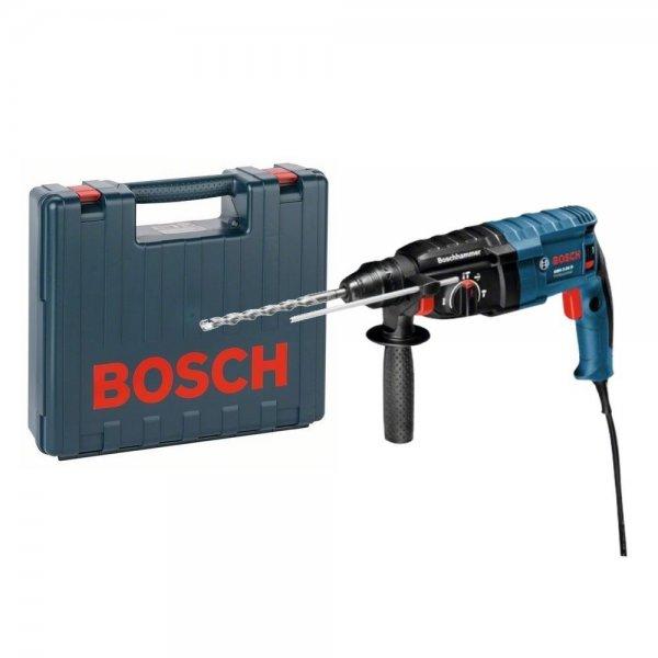 Bosch GBH 2-24 D Bohrhammer SDS-plus für 129,90€ (statt 147€)