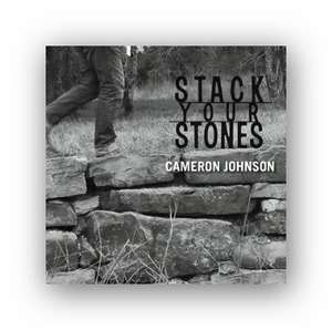 Noisetrade:Cameron Johnson Stack Your Stones - EP
