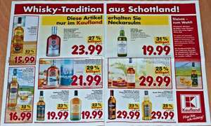 whisky angebote kaufland neckarsulm. Black Bedroom Furniture Sets. Home Design Ideas