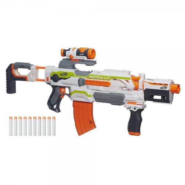 (Amazon.fr) Nerf N'Strike Modulus ECS-10 Blaster für 45,29€