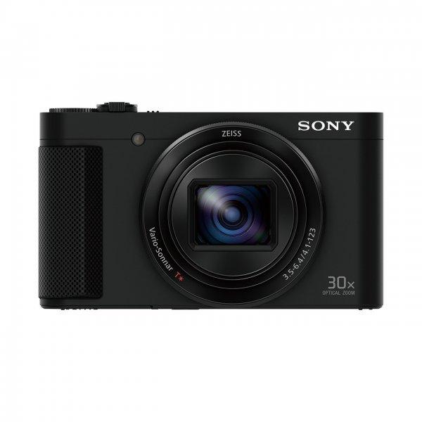 (Amazon.es) Sony DSC-HX90 - 18 MP Exmor R-CMOS Sensor, 30x opt. Zoom, 180 Grad schwenkbares Display, Oled Sucher, Zeiss Objektiv, WiFi, NFC für 296€