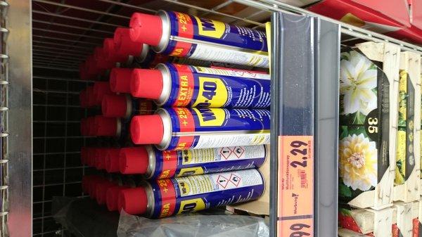WD-40 275 ml Kaufland für 2,29€ [Lokal Augsburg?]