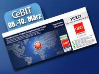 Pearl - CeBIT 2012: GRATIS-Ticket für einen Messe-Tag Ihrer Wahl (Versandkosten!)