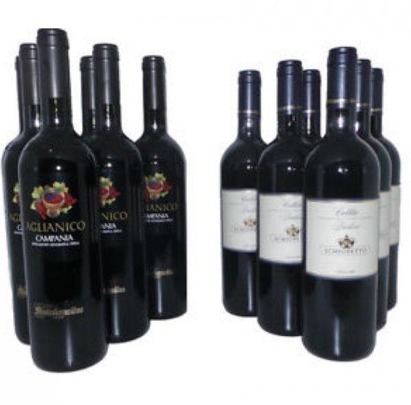 6 Flaschen Weisswein / Rotwein Aktion - Schiopetto - mehrfach prämiert Ebay WoW nur 19,99€