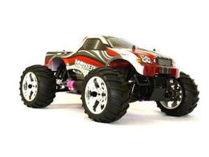 "[amazon] RC Verbrenner Monstertruck "" Behemoth "" 3,0ccm M 1:10 - 70km/h !"
