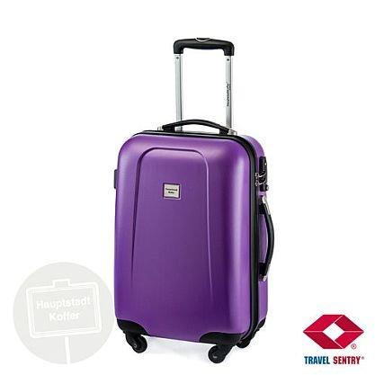 Hauptstadtkoffer Wedding - Hartschalenkoffer zum Mitnehmen im Handgepäck für nur 35,90