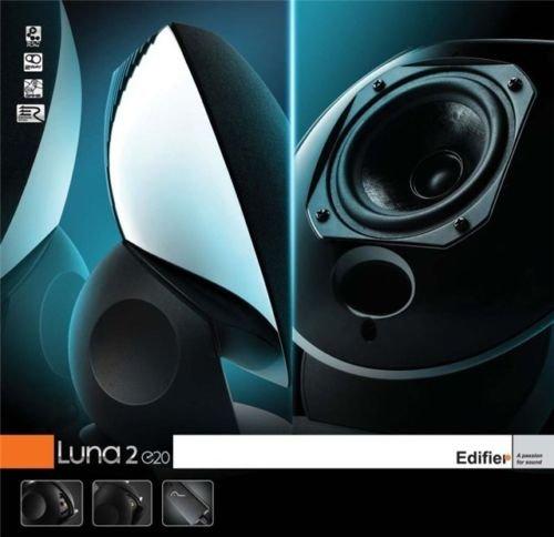 [ebay.de] EDIFIER LUNA 2 E-20  50 Watt (RMS) Pc-Lautsprecher mit Touchpanel