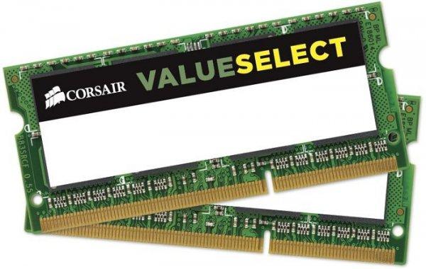 [Amazon] 16GB Corsair ValueSelect (DDR3L-1600, CL11) für 41,07€