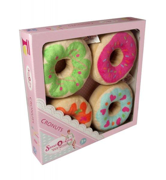 [AMAZON Plusprodukt] PLÜSCH DONUTS beluga Spielwaren 68004 Küchenspielzeug Sweet and Easy Cronuts