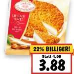 Coppenrath & Wiese Meistertorte für nur 3,88€ ab 6.5. bundesweit im Kaufland