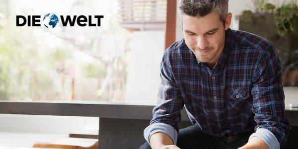 XING PREMIUM: WELT DIGITAL BASIS für WEBSITE & APP - 1 JAHR GRATIS - ERSPARNIS ca. 50 EUR