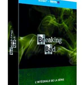 [amazon.fr] Breaking Bad - Die komplette Serie (Blu-ray) im OT für 38,88€ [Update: Staffeln 1, 2 & 3 mit dt. Tonspur]