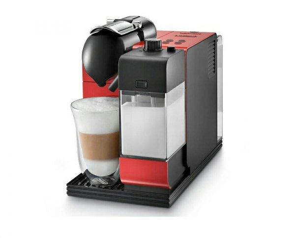 [Lokal - Saturn Bremen Papenstr] Nespresso Latissima + in Rot für € 159 plus 100 Kapseln