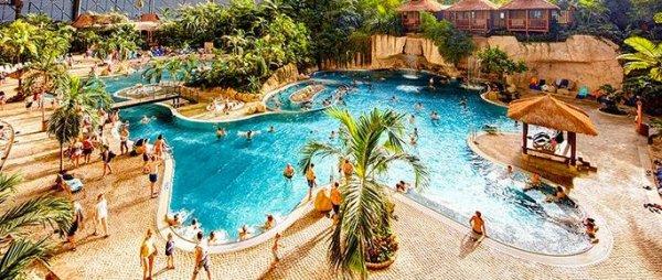 Tropical Islands + 2 Nächte im 4 Sterne Hotel mit Frühstück ab 99€ p.P.