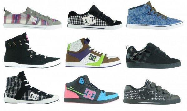 Ebay- Damen DC Shoes Sneaker verschiedene Modelle