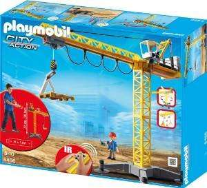 Playmobil Action City Kran 5466 40€ (36€) im Müller Gera lokal?