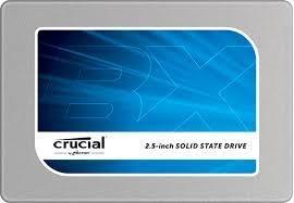 (Gravis) Crucial BX100 SSD 1 TB int. 6,35 cm SSD, MLC, SATA III