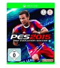 (Saturn) Pro Evolution Soccer 2015 (Xbox One) für 6,99€