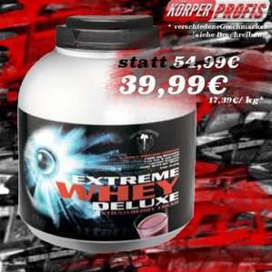 [Lokal] Body Attack Extreme Whey Deluxe für 39,99€