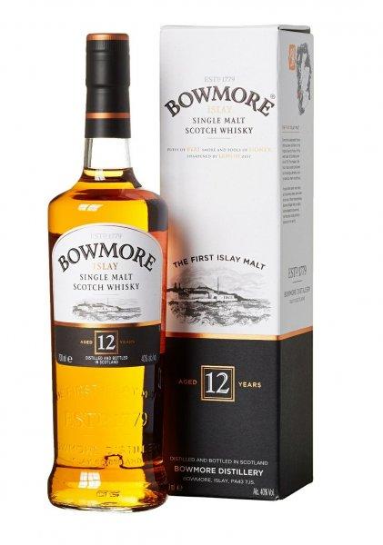 [blitzangebot Amazon Prime] Bowmore 12 Islay Single malt