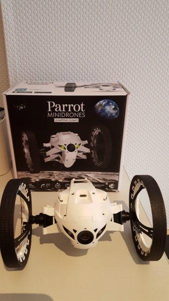 Parrot Drones Jumping Sumo - ebay