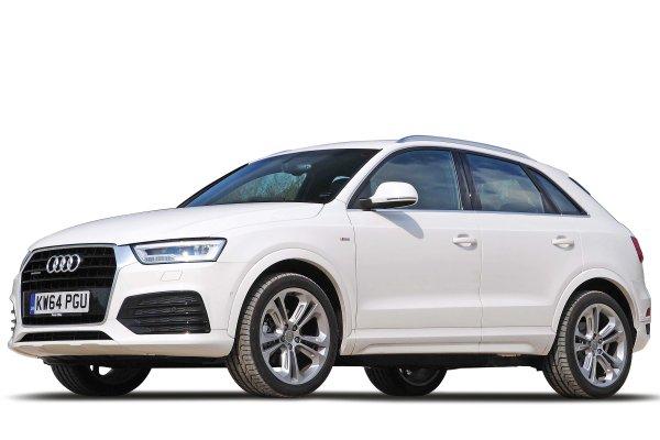 (Privat-Leasing) Audi Q3 150PS, ohne Sonderzahlung, 10tkm, 48Mon., 269€/Mon, inkl Werksabholung