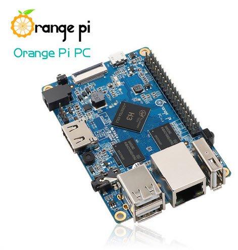 Aliexpress - Orange Pi PC Quadcore Mini-Rechner für nur 16,68 Euro  inkl. Versand