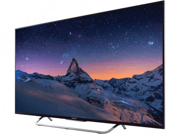 Sony KD-43X8305C echte 100Hz, 43 Zoll Fernseher (Ultra HD, 2x Triple Tuner, Smart TV)