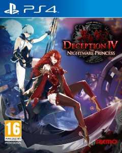 [shopto.net] Deception IV: The Nightmare Princess Inc Golden Toilet Exclusive DLC [PS4] für 20,24€ inkl. Versand