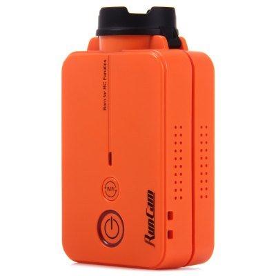 [Gearbest] Runcam 2 FHD inkl. Wifi 1440p/30fps 1080P/60fps 720p/120fps Orange + Silber